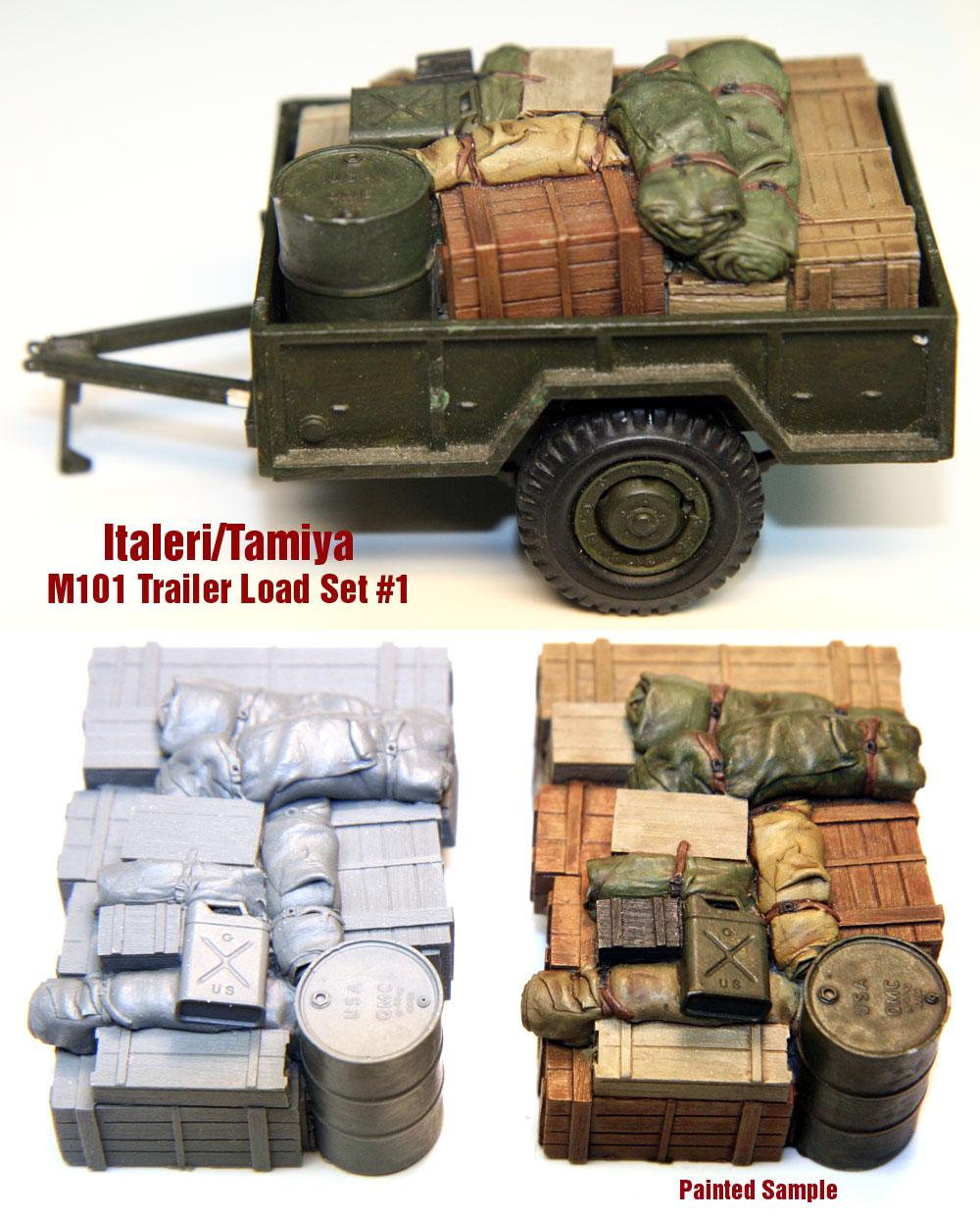 Value Gear Details - USA WWII Sets!